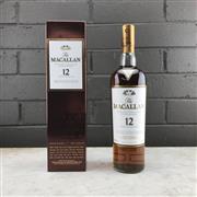 Sale 9079W - Lot 839 - The Macallan Distillers 12YO Sherry Oak Cask Single Malt Scotch Whisky - 43% ABV, 750ml