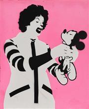 Sale 9081A - Lot 5065 - Ben Frost (1975 - ) - Survival of the Fattest 50.5x 40.5 cm