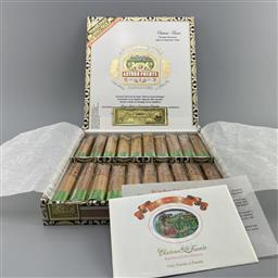 Sale 9165 - Lot 676 - Arturo Fuente Chateau Fuente Dominican Cigars - box of 20 cigars