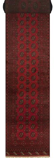 Sale 8321C - Lot 33 - Afghan Turkman 600cm x 80cm RRP $2000
