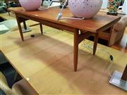 Sale 8643 - Lot 1069A - Teak Coffee Table by Gordon Russell