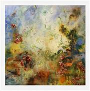 Sale 9080A - Lot 5005 - Chris Rivers - Chaos and Disorder I 75 x 75 cm (sheet: 84 x 85 cm)
