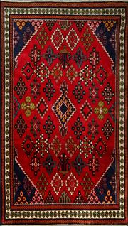 Sale 8412C - Lot 72 - Persian Abada 218cm x 130cm