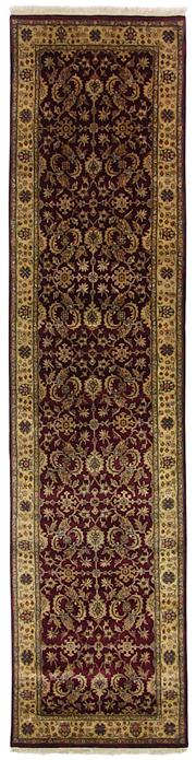 Sale 8626A - Lot 76 - A Cadrys Indian Chahindra Premier Handspun Wool Carpet, Size; 442x104cm, RRP; $4100