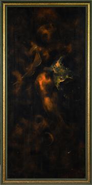 Sale 8325 - Lot 552 - David Boyd (1924 - 2011) - Untitled, 1967 75 x 34.5cm