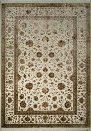 Sale 8424C - Lot 71 - Jaipor Silk & Wool 173cm x 241cm