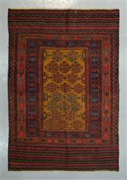 Sale 8472C - Lot 47 - Persian Somak 200cm x 115cm