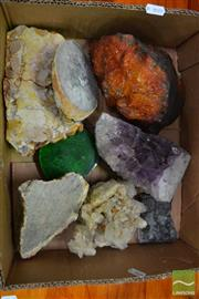 Sale 8480 - Lot 1102 - Box of Mixed Specimens