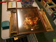 Sale 8582 - Lot 2091 - 5 Framed Prints