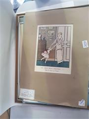 Sale 8650 - Lot 2058 - Group of (6) French Prints incl. 5 hand coloured plates
