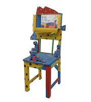Sale 8720 - Lot 2017 - Colin Reaney - Chair h. 112, w.40, d. 52cm