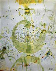 Sale 8715A - Lot 5009 - John Olsen (1928 - ) - Frog Spawn 112 x 93.5cm