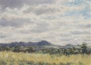 Sale 8730 - Lot 2039 - Gary Baker (1954 - ) - Mt Hunter, NSW 19.5 x 28cm