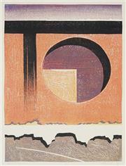 Sale 8794A - Lot 5061 - Hiroki Morinoue (1947 - ) - Forming Earth, 1988 54 x 40cm