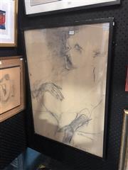 Sale 8824 - Lot 2016 - Alessandro Kokocinski (1948 - 2017) - Untitled (Man) frame size: 79 x 56cm