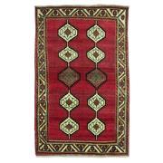 Sale 8911C - Lot 60 - Persian Nomadic Qashgai Rug, 202x128cm, Handspun Wool