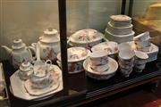Sale 8306 - Lot 93 - Extensive Mikasa Dinner Wares