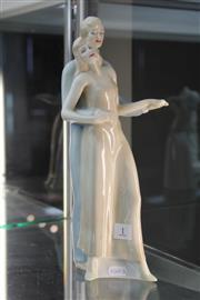 Sale 8340 - Lot 1 - Royal Doulton Figure Reflections - Bolero