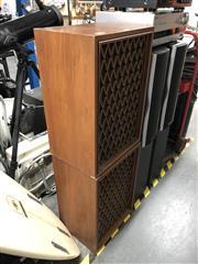 Sale 8789 - Lot 2197 - Pair of Pioneer Speakers