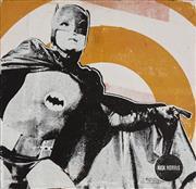 Sale 9081A - Lot 5066 - Ben Frost (1975 - ) - Batman II 30 x 30 cm
