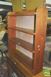 Sale 8371 - Lot 1079 - Open Bookcase