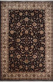 Sale 8390C - Lot 12 - Jaipor Silk & Wool 190cm x 122cm