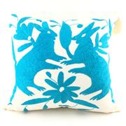 Sale 8657X - Lot 181 - Mexico Hand Stitched Cushion, 40cm
