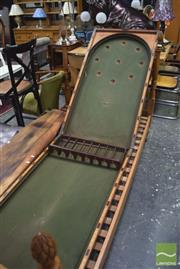 Sale 8326 - Lot 1004 - Vintage Timber Bobs Game