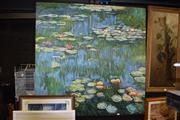 Sale 8413T - Lot 2050A - Artist Unknown (XX) - Monet Waterlilies 135 x 134cm