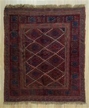 Sale 8585C - Lot 67 - Maimana Afghan 120cm x 110cm