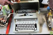 Sale 8364 - Lot 1015 - Hermes Vintage Typewriter