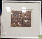 Sale 8468 - Lot 2001 - John Winch (1944 - 2007) - Ancient Games Series II, 1984 22 x 27.5cm