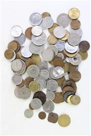 Sale 8855D - Lot 668 - Collection of mostly foreign coins