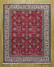 Sale 8589C - Lot 4 - Persian Tabriz, 392x305