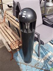 Sale 8601 - Lot 1216 - Outdoor Garden lamp