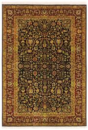 Sale 8626A - Lot 83 - A Cadrys Indian Kashan Design Handspun Wool Carpet, Size; 126x108cm, RRP; $2900