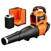 Sale 8288B - Lot 4 - AEG 58V Brushless Blower Kit, RRP $549, New in Boxes