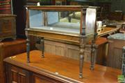 Sale 8390 - Lot 1662 - Small Display Cabinet