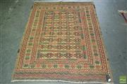 Sale 8398 - Lot 1041 - Persian Sumac (190 x 140cm)