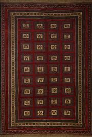 Sale 8418C - Lot 9 - Persian Somak 190cm x 290cm
