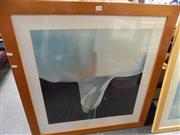 Sale 8437 - Lot 2094 - Collection of Prints and Framed works inc Textile, Indian Watercolour and Exhibition Poster