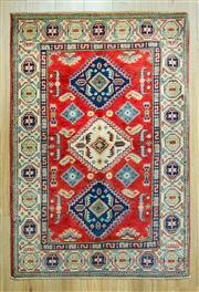 Sale 8589C - Lot 5 - Afghan Kazak, 150x105
