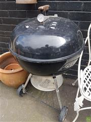 Sale 8601 - Lot 1256 - Webber Coal BBQ