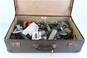 Sale 8827T - Lot 638 - Boxed Train Set in Suitcase