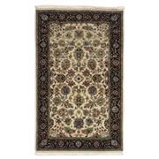 Sale 8911C - Lot 65 - India Fine Classic Agra Rug, 152x95cm, Handspun wool