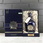 Sale 8970 - Lot 657 - 1x Chivas Brothers Royal Salute - The Hundred Cask Selection Blended Scotch Whisky - limited release no.6, bottle no. 7575/29886,...