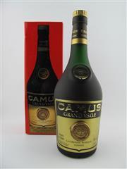 Sale 8385 - Lot 620 - 1x Camus Grand VSOP Cognac - old bottling, in box