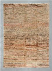Sale 8472C - Lot 54 - Afghan Chobi Stripe 280cm x 200cm