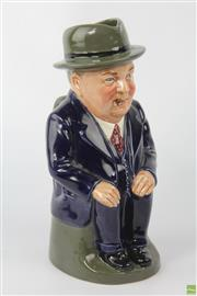 Sale 8594 - Lot 9 - Royal Doulton Cliff Cornell Character