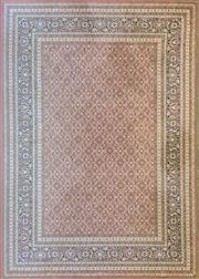 Sale 8657 - Lot 1048 - Turkish Machine Woven Herati Pattern Carpet (400 x 300cm)